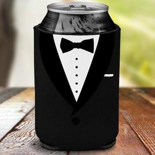 Tuxedo Beer Beverage Coolers