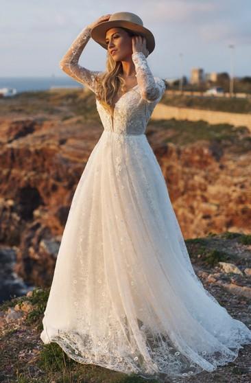 Bohemian wedding dress,Hippie wedding dress,Alternative wedding dress,Peasant wedding dress,Beach wedding dress,Holiday dress